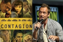 Jude Law Thinks Obsessing Over 'Contagion' is Weird, But Here's Why People Are Turning to the Film