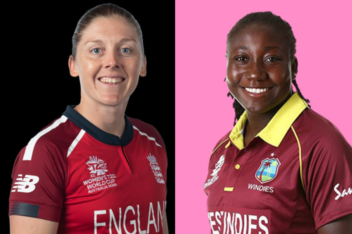 England, West Indies Women to Support 'BLM' Movement in T20Is