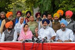 'Political Decision': BJP Plays Down Harsimrat Kaur's Resignation as Farm Bills Trigger Rare Rift With Akali Dal