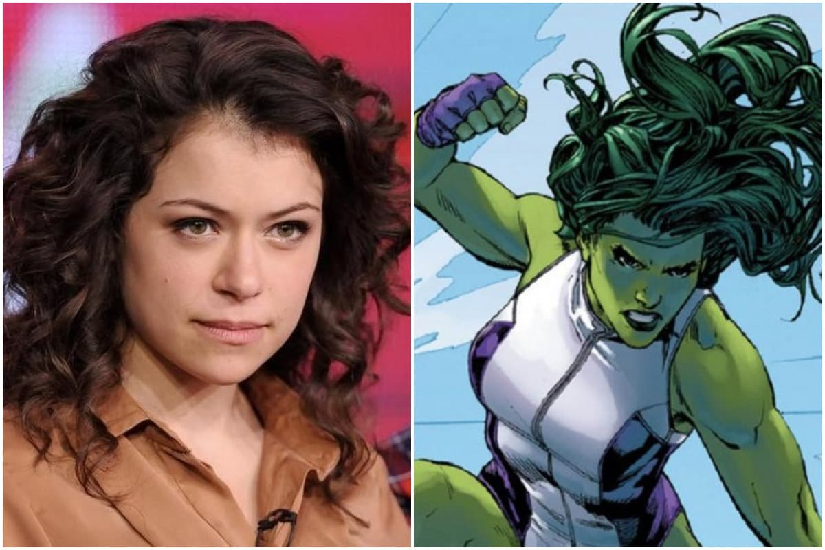 She-Hulk: Who is Tatiana Maslany, the Canadian Actor Set to Play Bruce Banner's Feminist Cousin? - News18