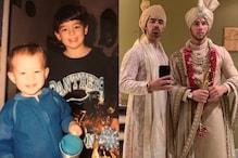 Joe Jonas Celebrates 'Legend' Nick's 28th Birthday with Throwback Photos