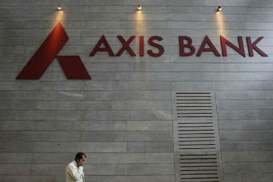 Representative Image of an Axis Bank branch.