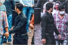 In Pics: Sidharth Shukla Spotted at Bigg Boss 14 Sets