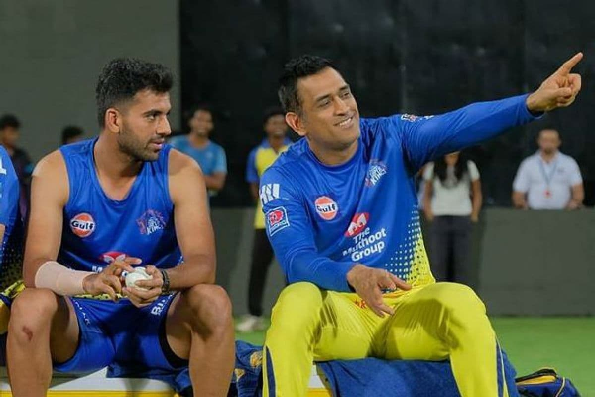 IPL 2020: What Happened When Deepak Chahar Asked MS Dhoni About Bowling Death Overs