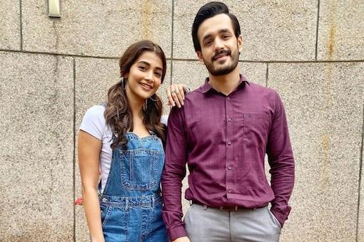 Most Eligible Bachelor stars Pooja Hegde and Akhil Akkineni