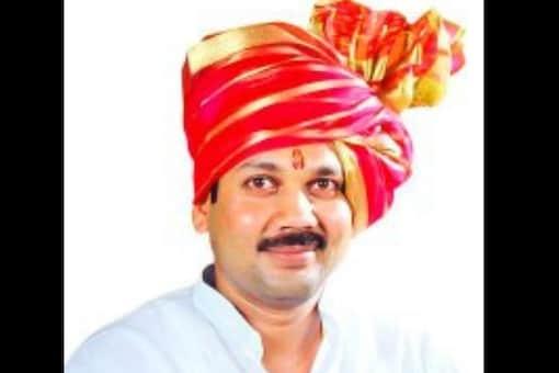 BJP Rajya Sabha MP Udayanraje Bhosale. (Twitter)