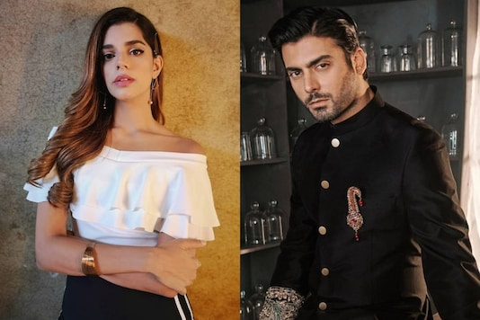 Sanam Saeed and Fawad Khan