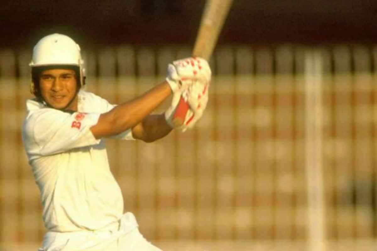 Sachin Tendulkar Recalls Hitting Four Sixes Against Abdul Qadir When He Was 16