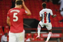 Premier League: Sluggish Manchester United Beaten 3-1 By Crystal Palace at Home
