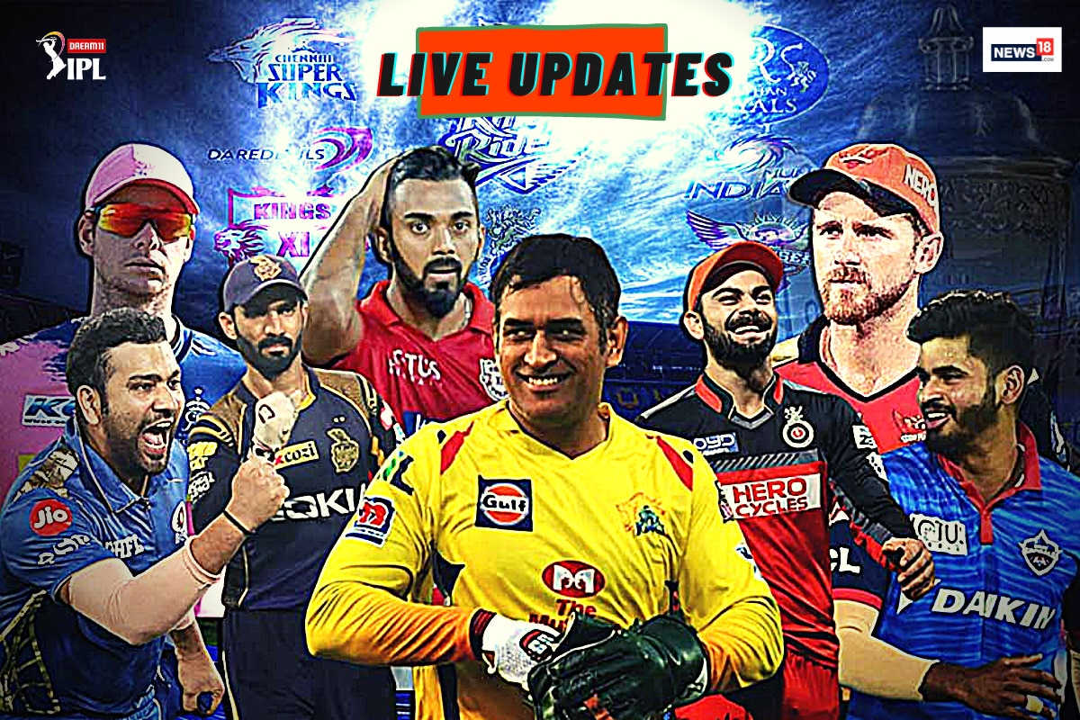 RR vs CSK IPL 2020 Match Day Live Updates: 3 Milestones MS Dhoni Could Reach in Today's Match