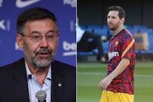 'Won't Get into Conflict with Him': Barca Chief Bartomeu Does Not Want More Disputes with Lionel Messi