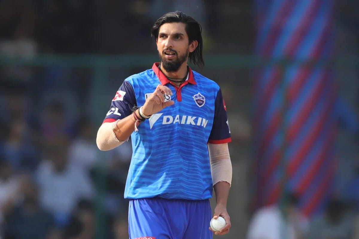 IPL 2020: Ishant Sharma Suffers Back Injury, Set to Miss a Few Matches - Report