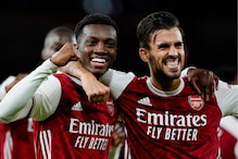 Eddie Nketiah-Dani Ceballos Mend their Relationship and Together, they Dish Out Arsenal's Winner