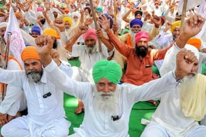 PICS: Farmers Protest Against Farm Bills in Haryana & Punjab