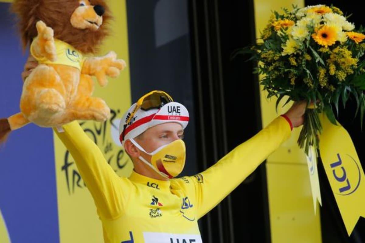 Tadej Pogacar Crowned Tour de France Champion as Sam Bennett Wins Finale