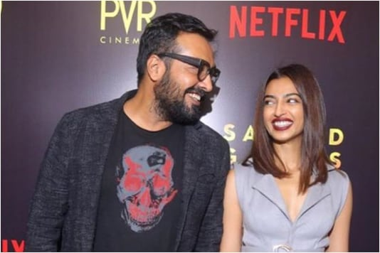 Witch-hunt Yet Again? Anurag Kashyap Gets Support from Radhika Apte, Hansal Mehta After MeToo Row