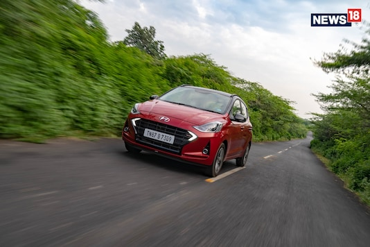 Hyundai Grand i10 Nios Turbo