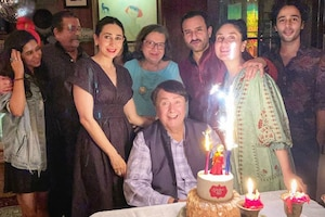 Kareena Kapoor Khan Celebrates Her 40th birthday With Family; See Pics