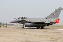 Second Batch of Three Rafale Jets Arrives in India After Flying Non-stop from France