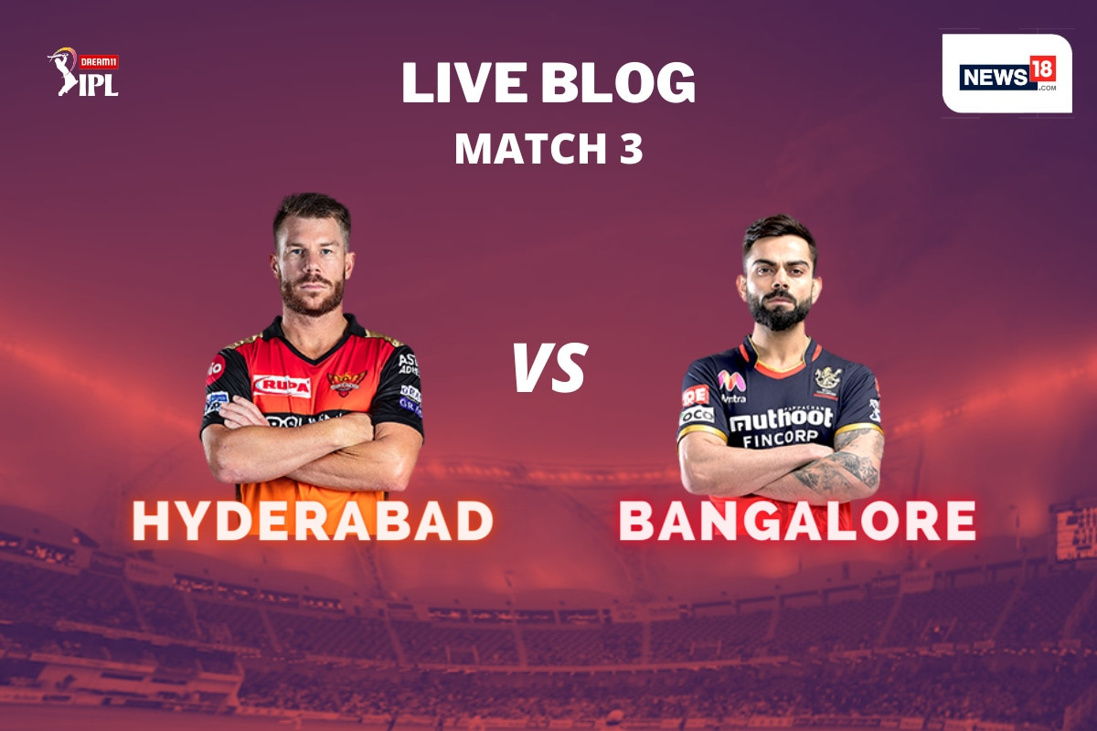 IPL 2020, SRH vs RCB Today's Match in Dubai Highlights: As it Happened