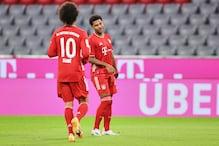 Bundesliga: Bayern Munich's Leroy Sane Out for 2 Weeks with New Knee Injury