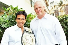 Akshay Kumar's Throwback Picture With WWE Superstar Kane Goes Viral