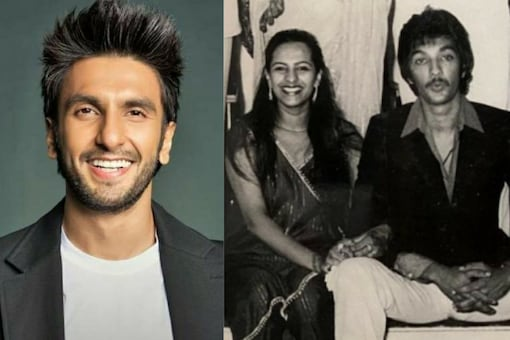 Ranveer Singh Posts 'Then and Now' Throwback Pictures of Parents on Their 40th Wedding Anniversary