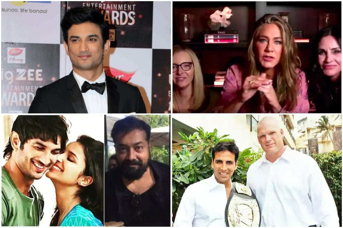 NCB to Call Sara Ali Khan and Shraddha Kapoor for Questioning, Surprise 'Friends' Reunion at Emmys 2020