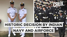Indian Navy And Indian Air Force To Deploy Women In Combat Roles