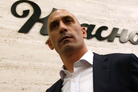 Luis Rubiales (Photo Credit: AP)