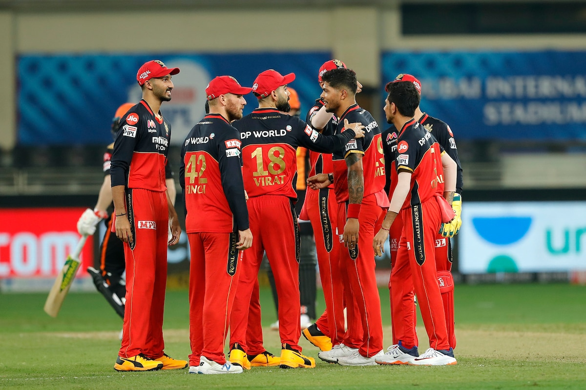 IPL 2020: In Pics, Royals Challengers Bangalore vs Sunrisers Hyderabad, Match 3 in Dubai