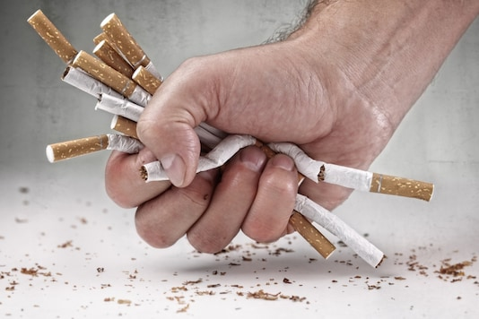 Experts believe that the pandemic has possibly had an effect on the dropping number of smokers in England.  © Brian A Jackson / Shutterstock.