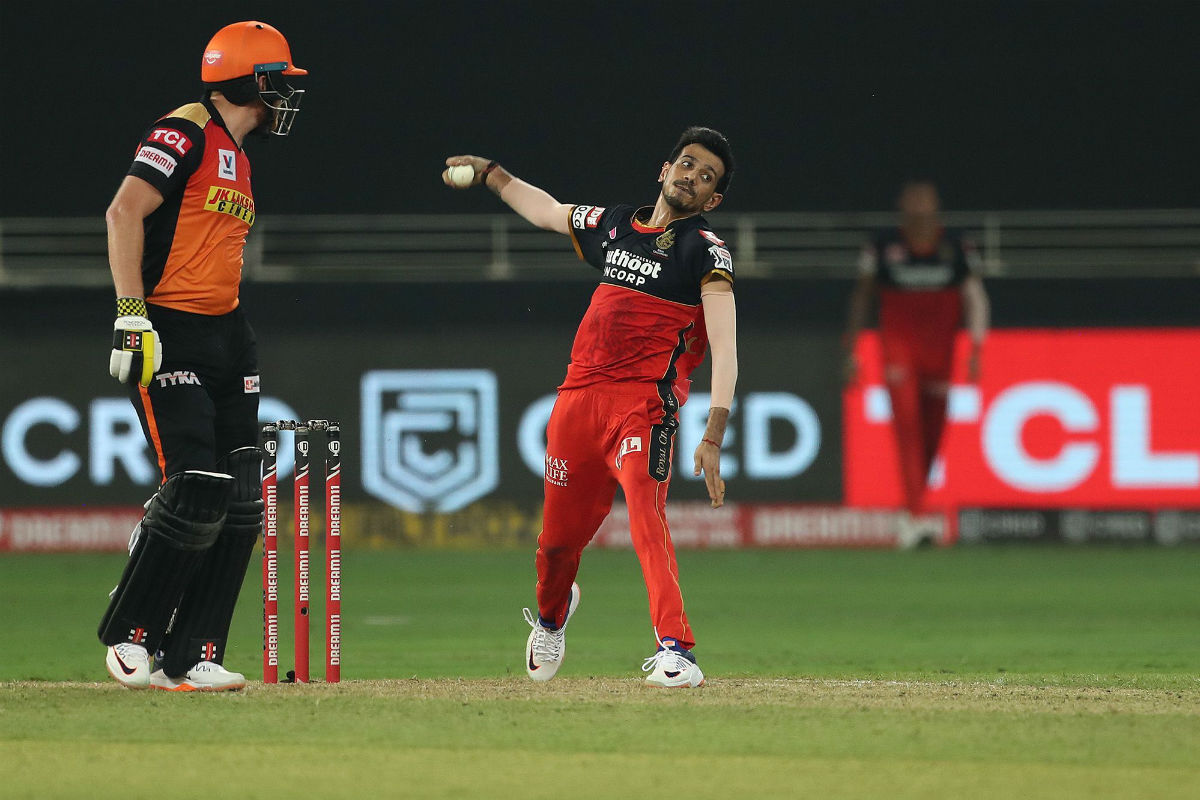 IPL 2020: Yuzvendra Chahal's 3-Wicket Spell Restricts RR To 154/6 Against RCB
