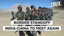 India-China Corps Commander-Level Meeting Ends With No Breakthrough