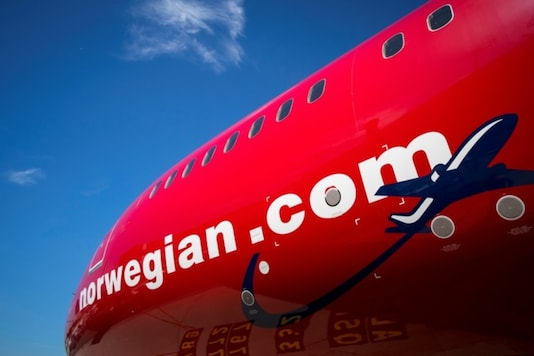Norwegian Air. (Image source: AFP Relaxnews)