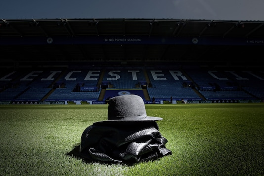 The Undertaker at Leicester City? Premier League club uses smart strategy for new signing. (Photo Credit: Leicester City Twitter)