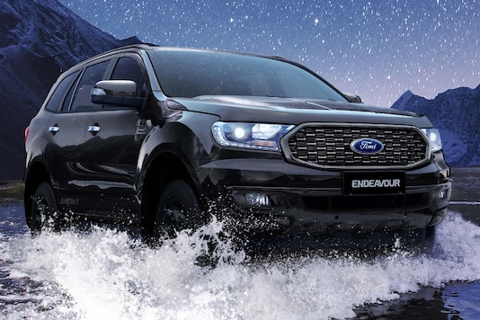 Ford Endeavour Sport. (Photo: Ford India)