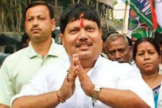 File photo of BJP MP Arjun Singh.
