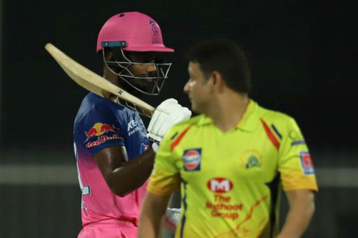 IPL 2020: Sanju Samson's 19-ball Fifty Helps Rajasthan Royals Secure Win Against Chennai Super Kings