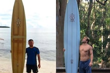 Luck By Chance? Man Loses His Custom Surfboard in Hawaii, Finds it 8,000 km Away in Philippines