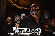 Three RETRIBUTION Members Reveal their Identity after Making Debut at WWE RAW
