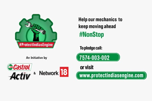 Castrol Activ in association with Network18