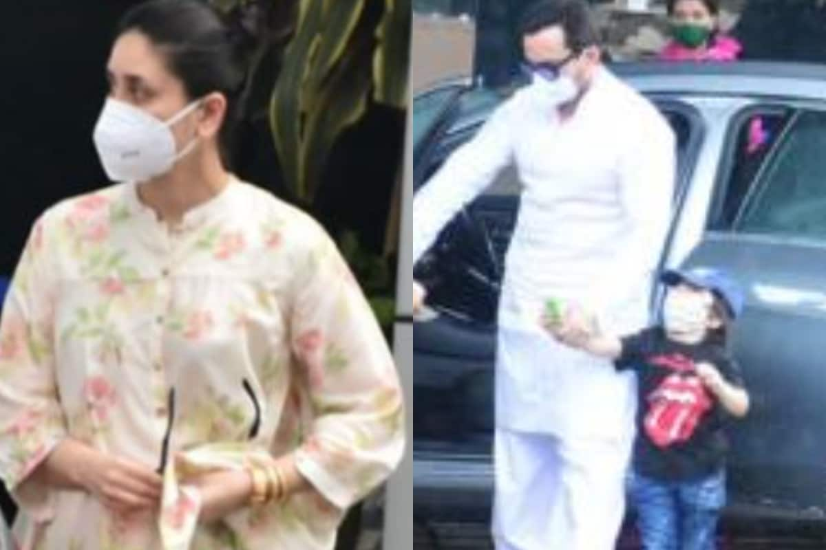 Kareena Kapoor Khan Leaves to Shoot the Delhi Leg of Laal Singh Chaddha