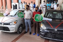 Jharkhand Education Minister Gifts Cars to Class 10 and 12 Toppers
