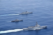 India, Australia Conduct Joint Naval Exercise in Indian Ocean amid Standoff with China in Eastern Ladakh