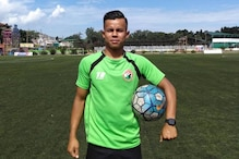 'Not Scared of Competing in the Big League': Phrangki Buam Eager to Start FC Goa Journey