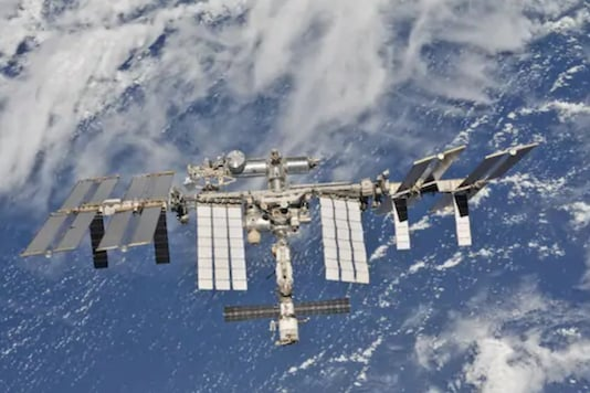 File image of International Space Station.