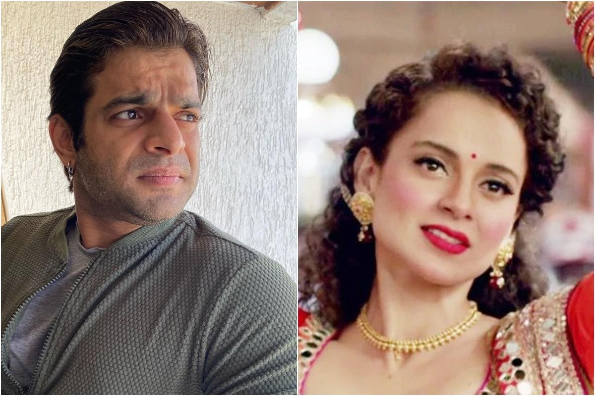 Karan Patel Pokes Fun at Kangana Ranaut's Character in Tanu Weds Manu