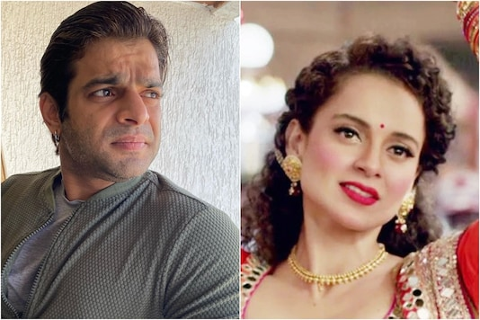 Karan Patel Pokes Fun at Kangana Ranaut's Character in Tanu Weds Manu