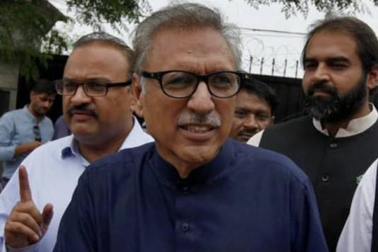 President Dr Arif Alvi issued an official notification on Wednesday to fix the date of the elections in Gilgit-Baltistan.